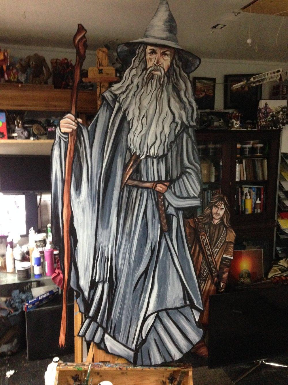 """Gandalf 6'10"""""""