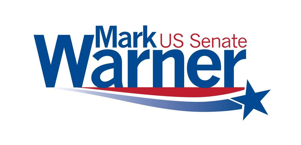 Senator Warner's Old Logo