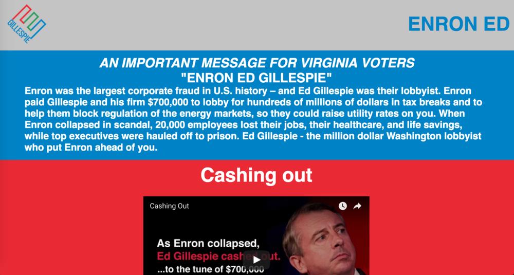 Enron Ed