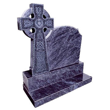 Companion Die  Celtic Cross   Available in any of our    Granite Colors