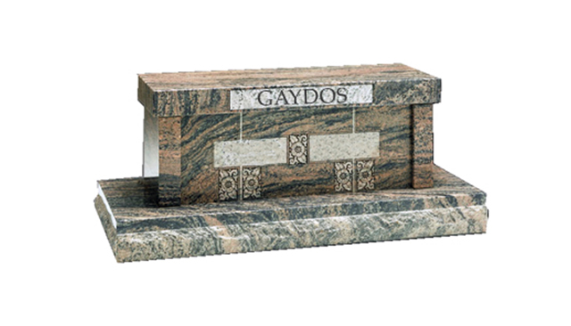 Cremation Benches -