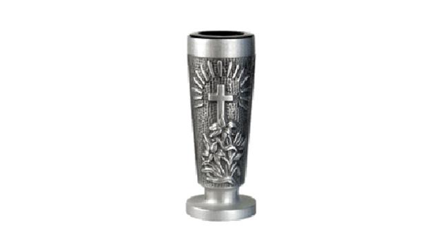 Pewter Vases -