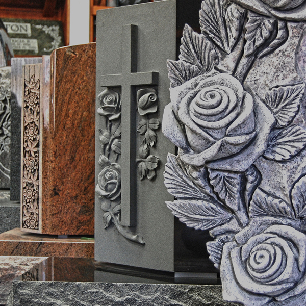 Granite Cemetery Memorials - Retail & Wholesale