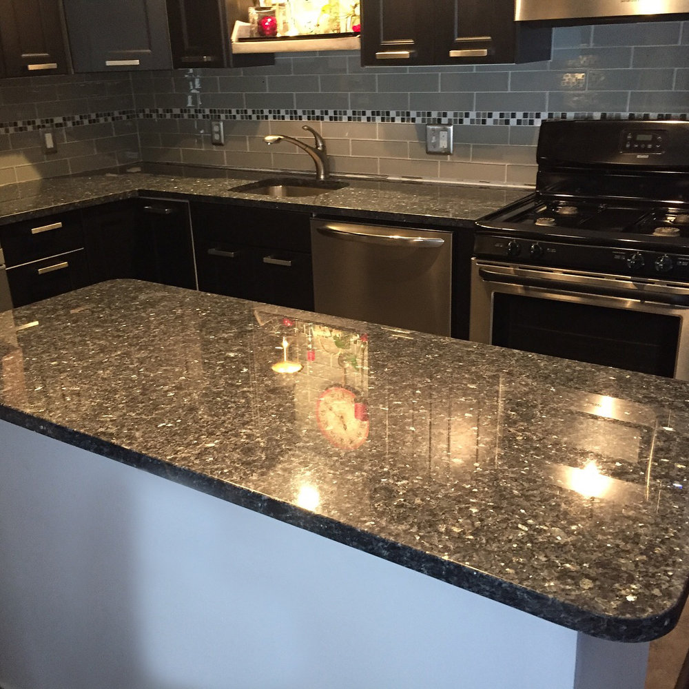 Natural Stone - Counter Tops