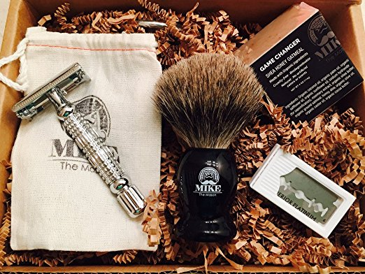 WET SHAVING KIT
