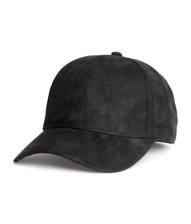 SUEDE HAT
