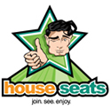 House Seats Las Vegas