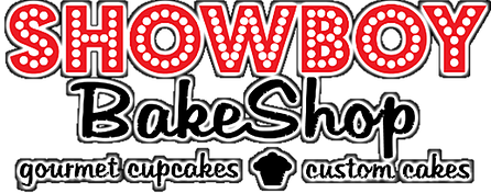 Showboy Cupcakes