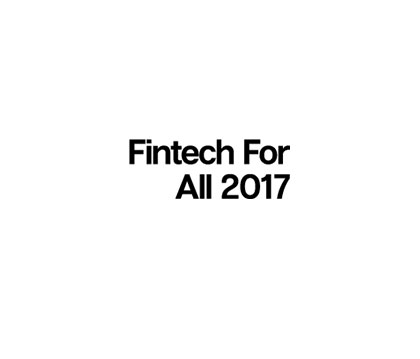 Top 3 Finalist in Fintech For All 2017 -