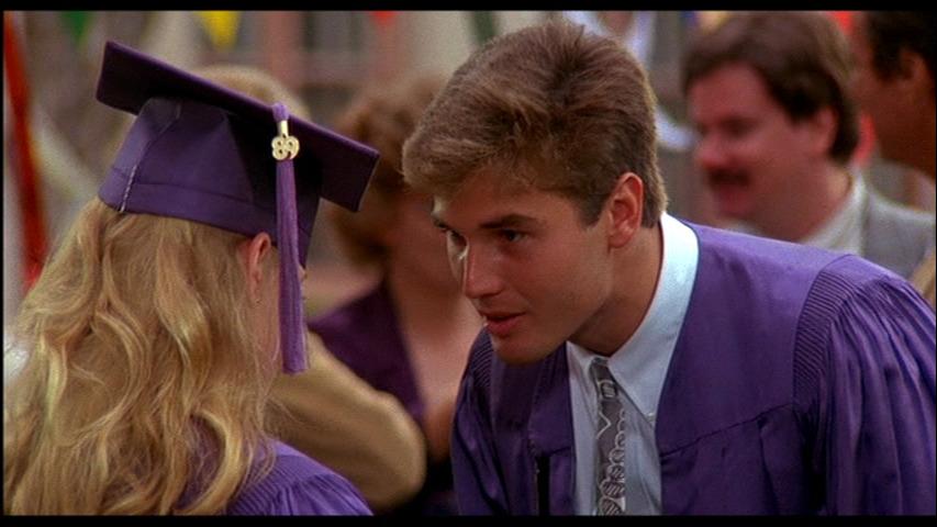 Dan and Alice at Graduation
