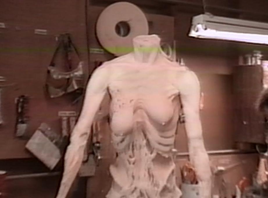Decayed torso sculpt