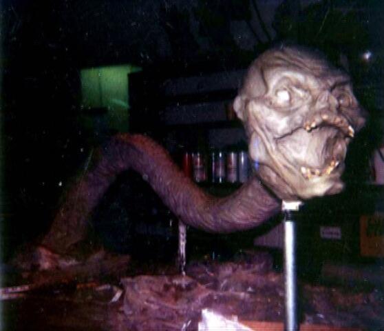 PeeWee Head Puppet Sculpt