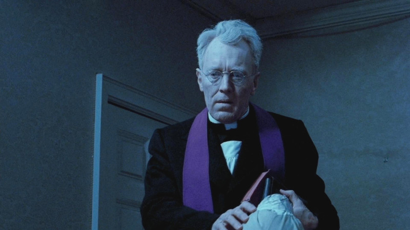 Max von Sydow, full makeup