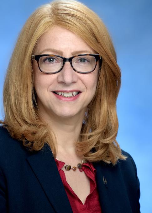 Assemblymember Linda Rosenthal
