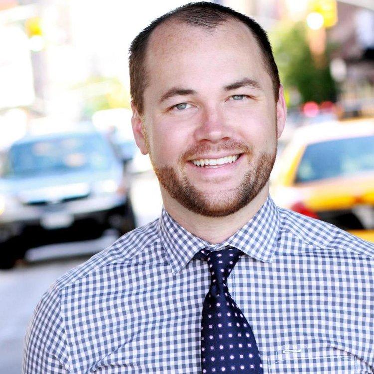 City Council Speaker Corey Johnson
