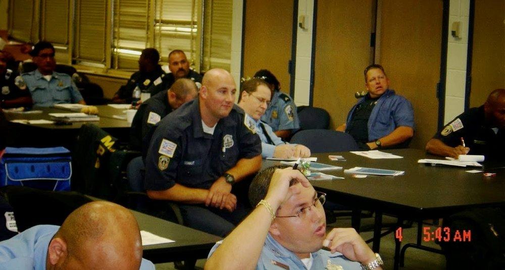 Metropolitan Police Training -