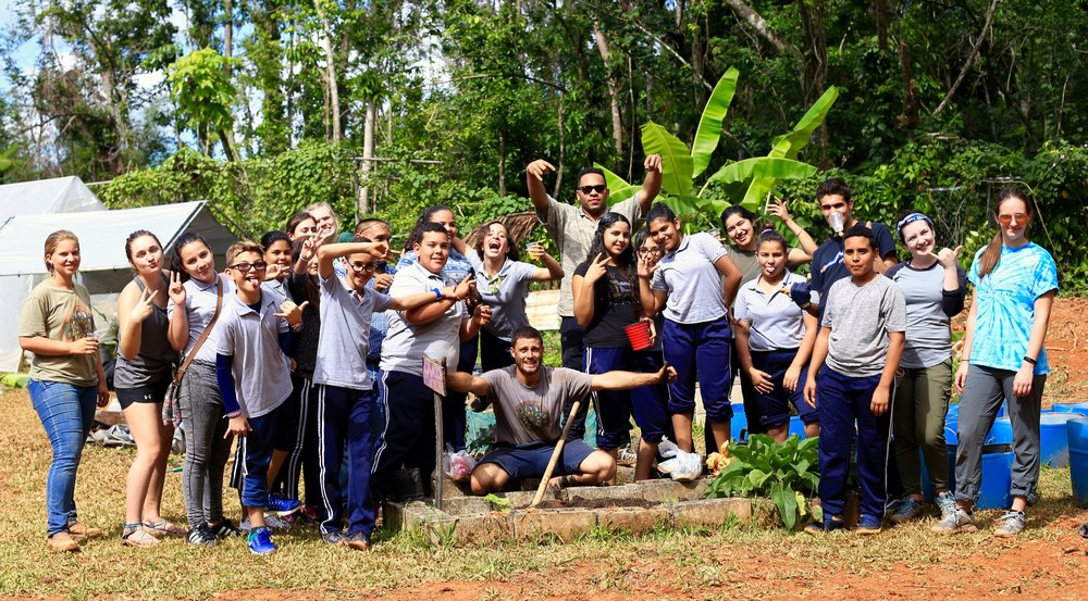 SERVICE LEARNING -