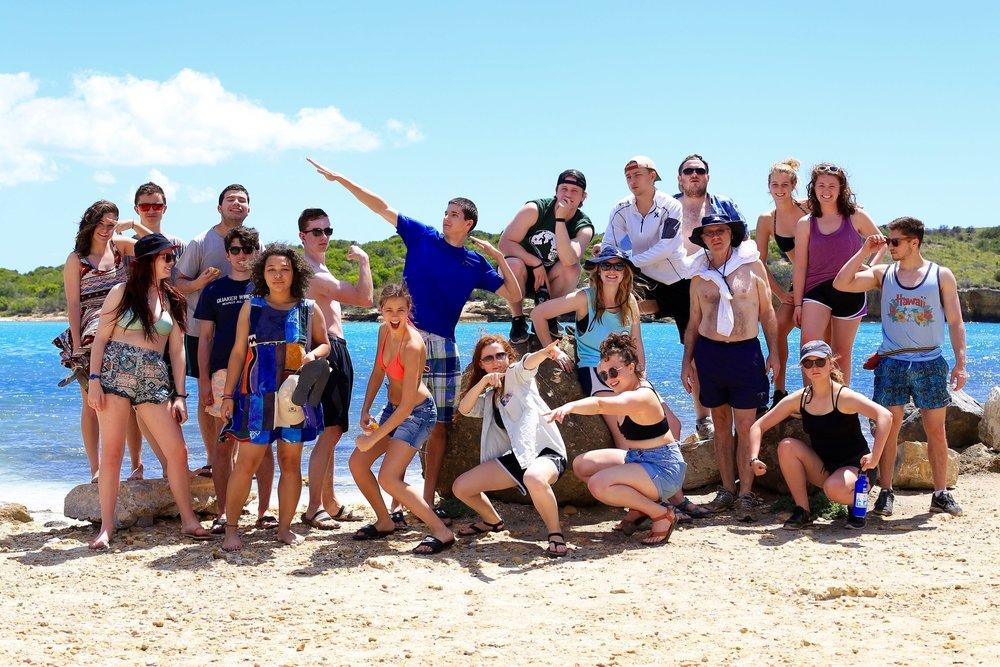 Group-Playa Sucia.jpg
