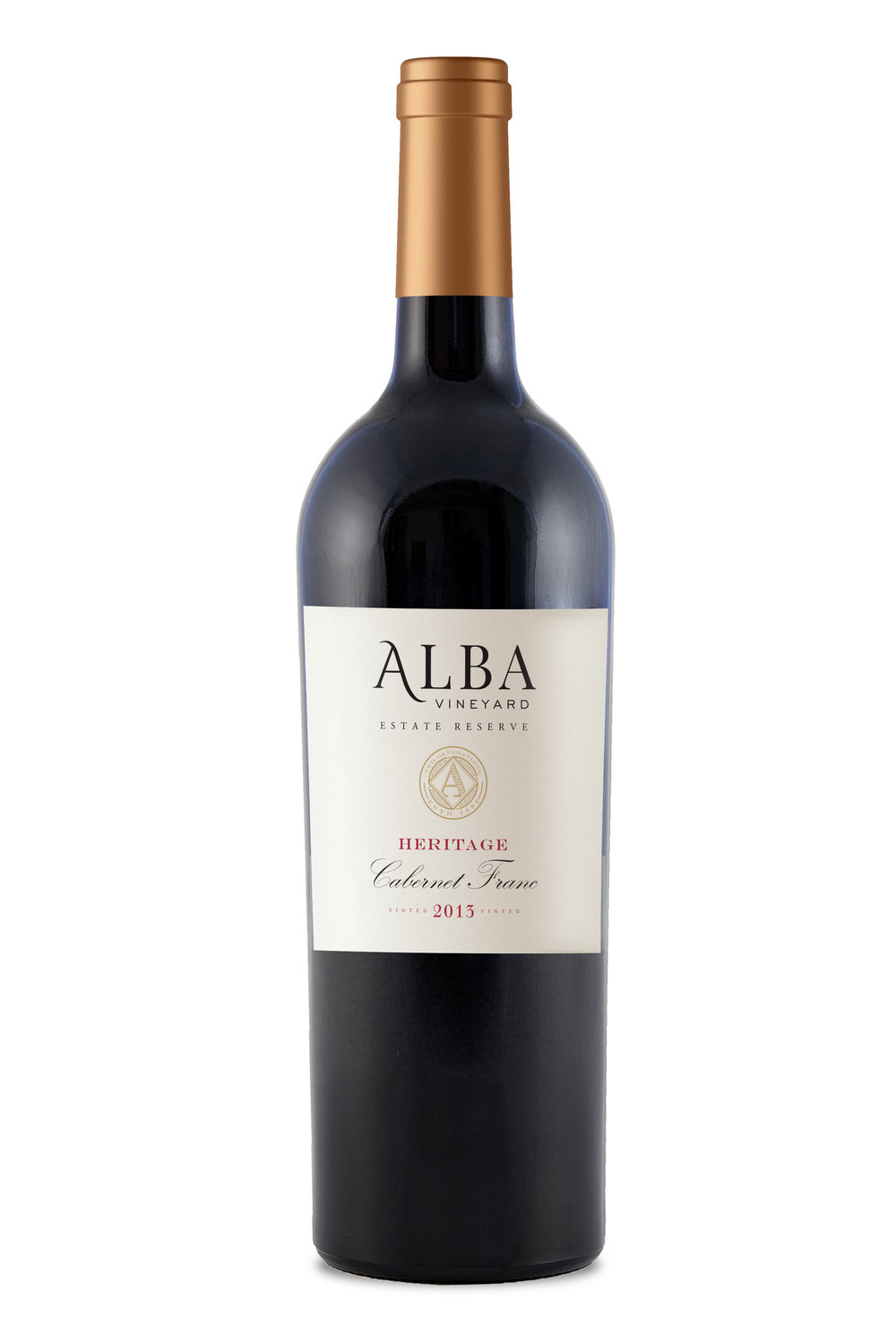Alba Vineyard & Winery- Cabernet Franc