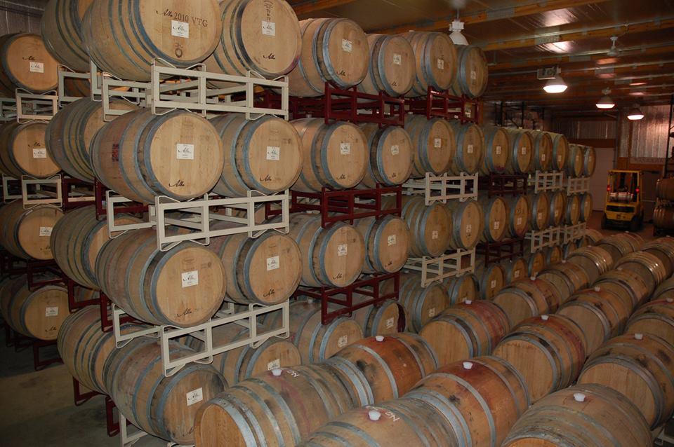 Alba Vineyard & Winery- French Oak, Francois Freres