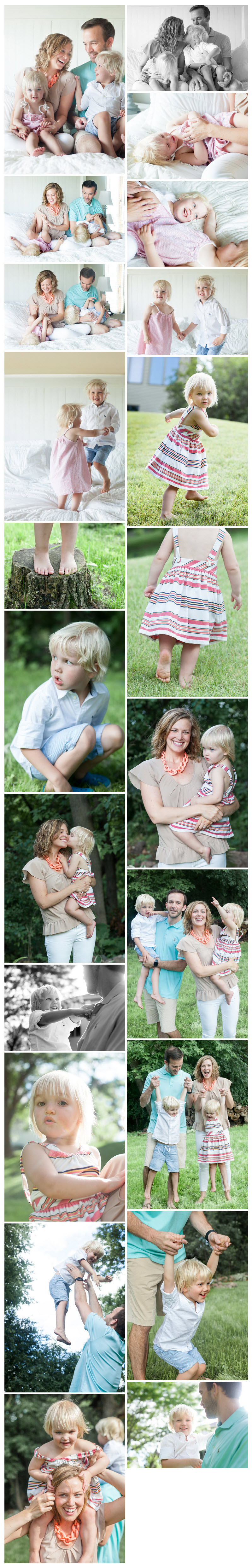 Eden Prairie family photos