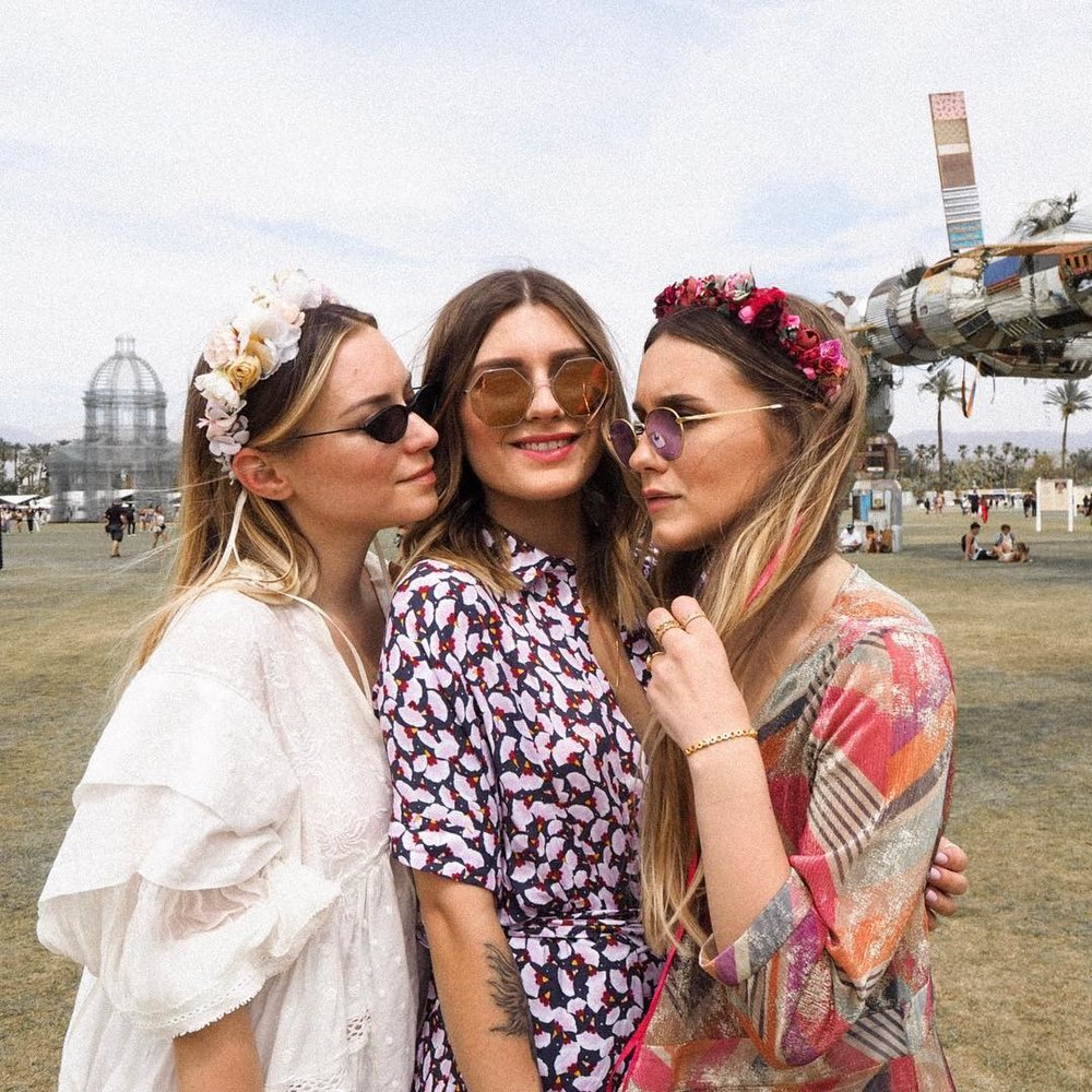 Jay.Rox und Fleur de Mode am Coachella in We Are Flowergirls ©jayrox.jpg