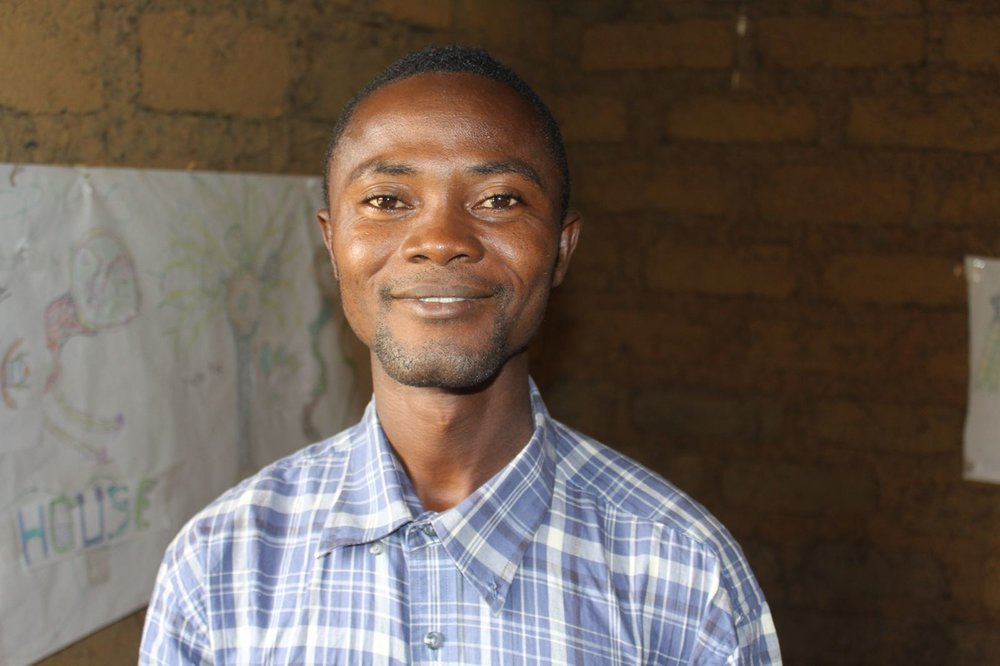 Mr. Ali Zee Koroma:  Nursery 3 Teacher