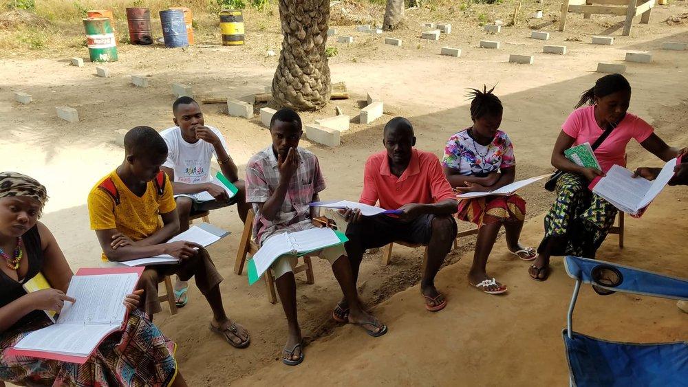 Dovalema  teachers building curriculum