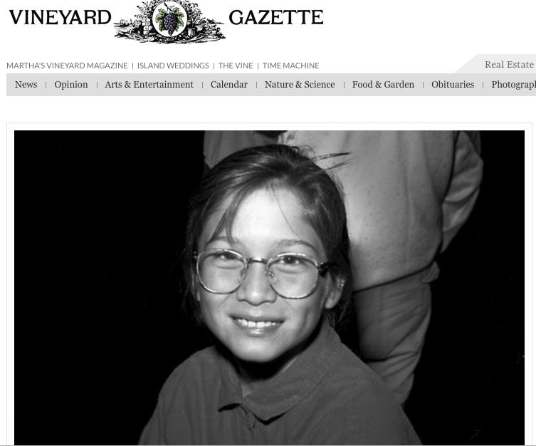 THE VINEYARD GAZETTE