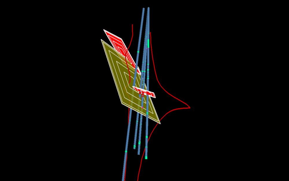 Borehole EM Interpretation