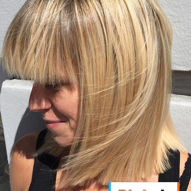 #seattlehair #hairgoddessmichelle #blondebob #eleveightsalon