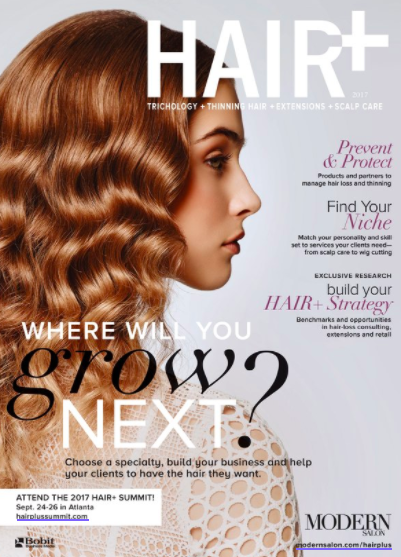Read Michelle's article in Hair+ Magazine!