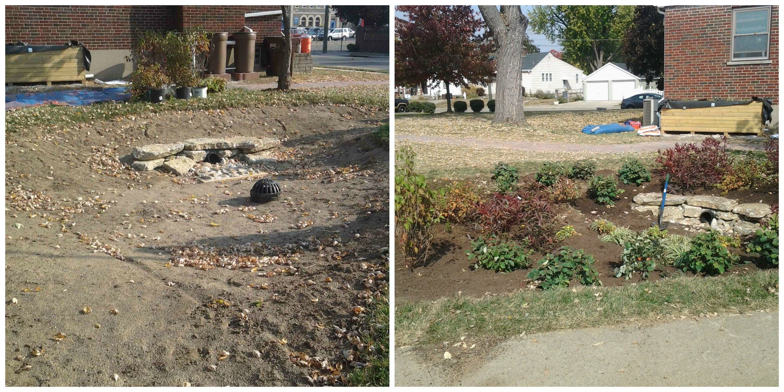 MCWCC_Before&After_RainGarden