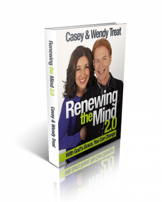 Renewing the Mind 2.0 is a powerful yet practical message and renewal through God's grace. In this book, you will find God's amazing grace that helps you experience change but never forces or condemns you for it. With God's grace, you can change.