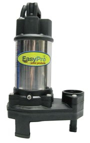 EasyPro Submersible Pond Pumps from 50 gallons per hour to 13,500 gallons per hour, as well as a full line of new and refurbished self-priming external pond pumps.