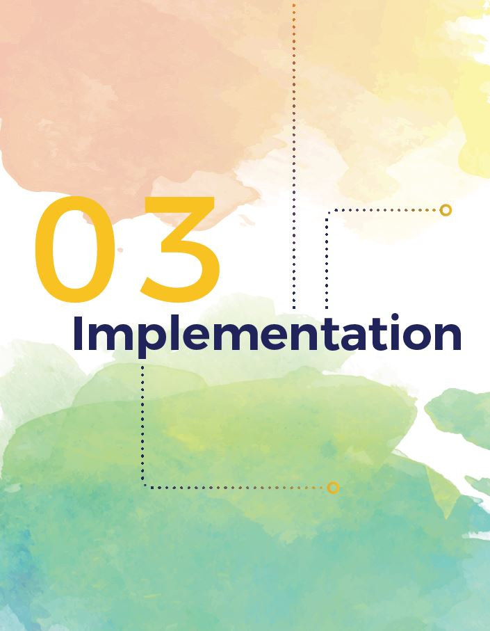 Chapter 3 - Implementation