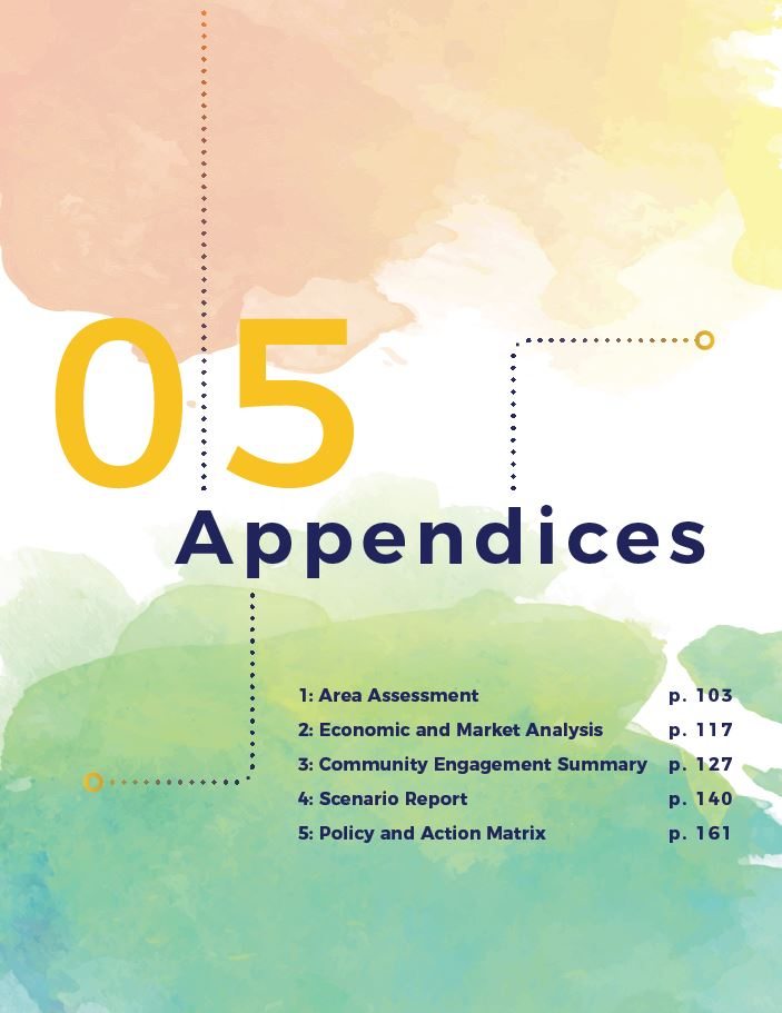 Chapter 5 - Appendices
