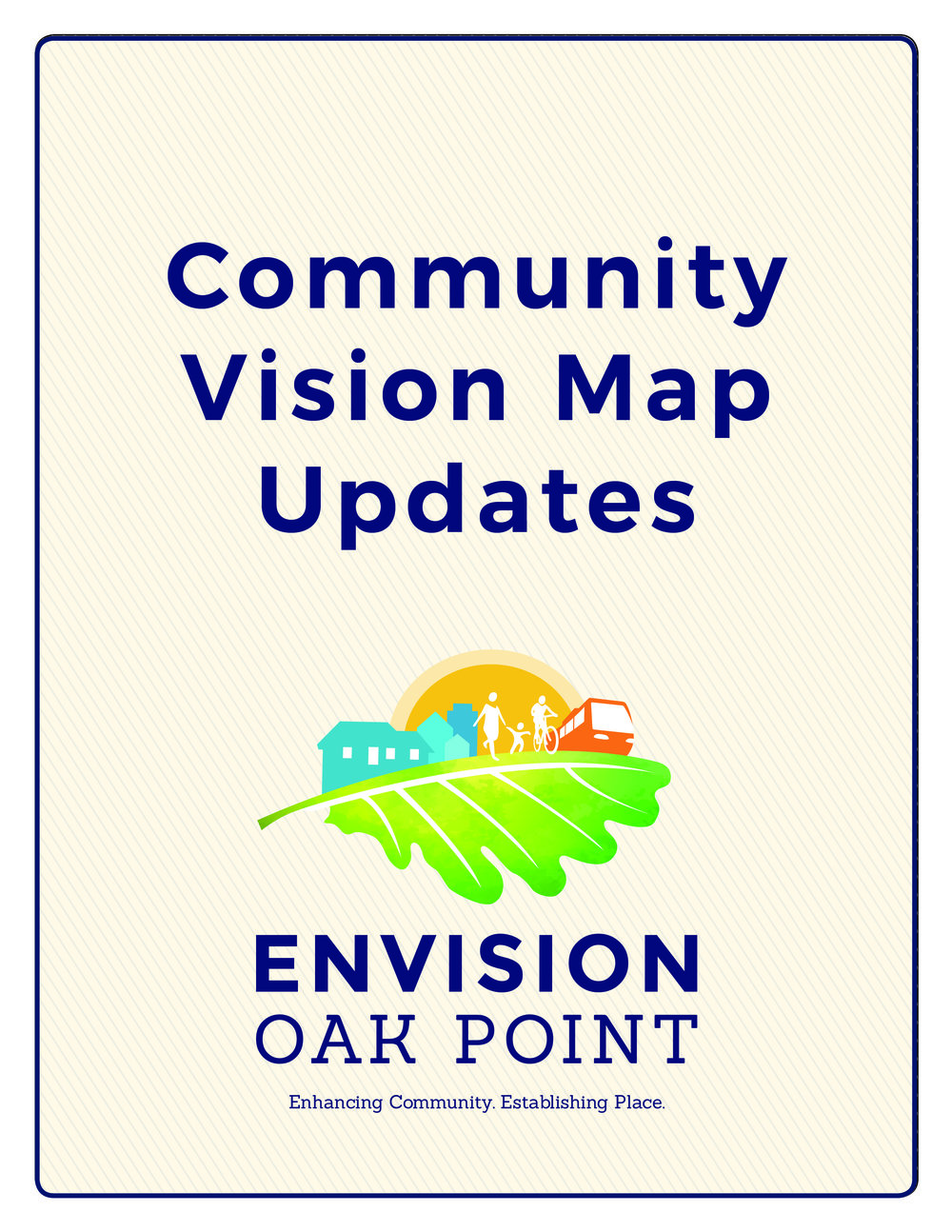 Community Vision Map Updates