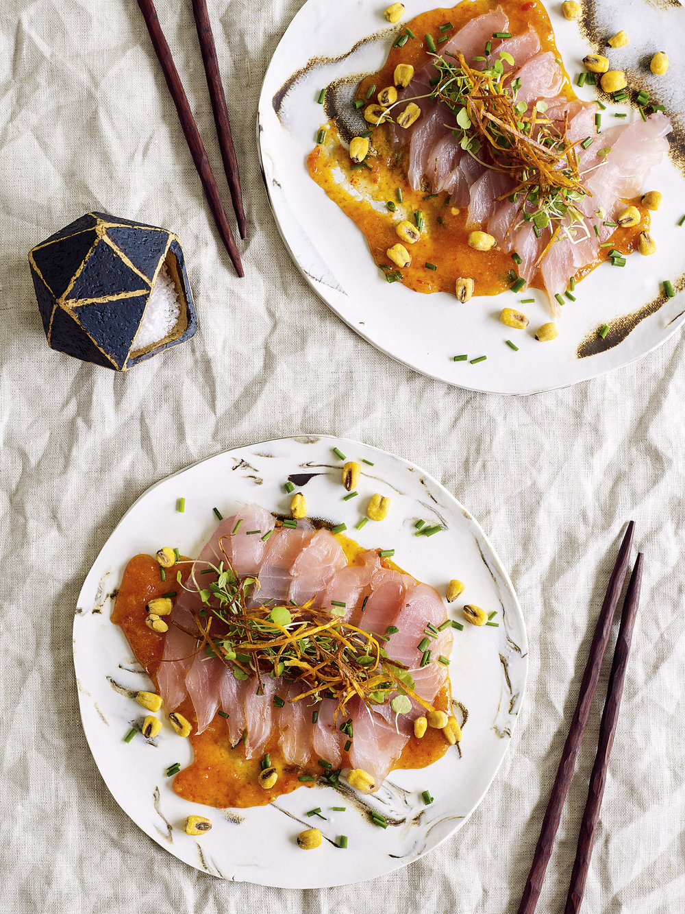 Food styling by Fiona Smith, Photography by Aaron McClean