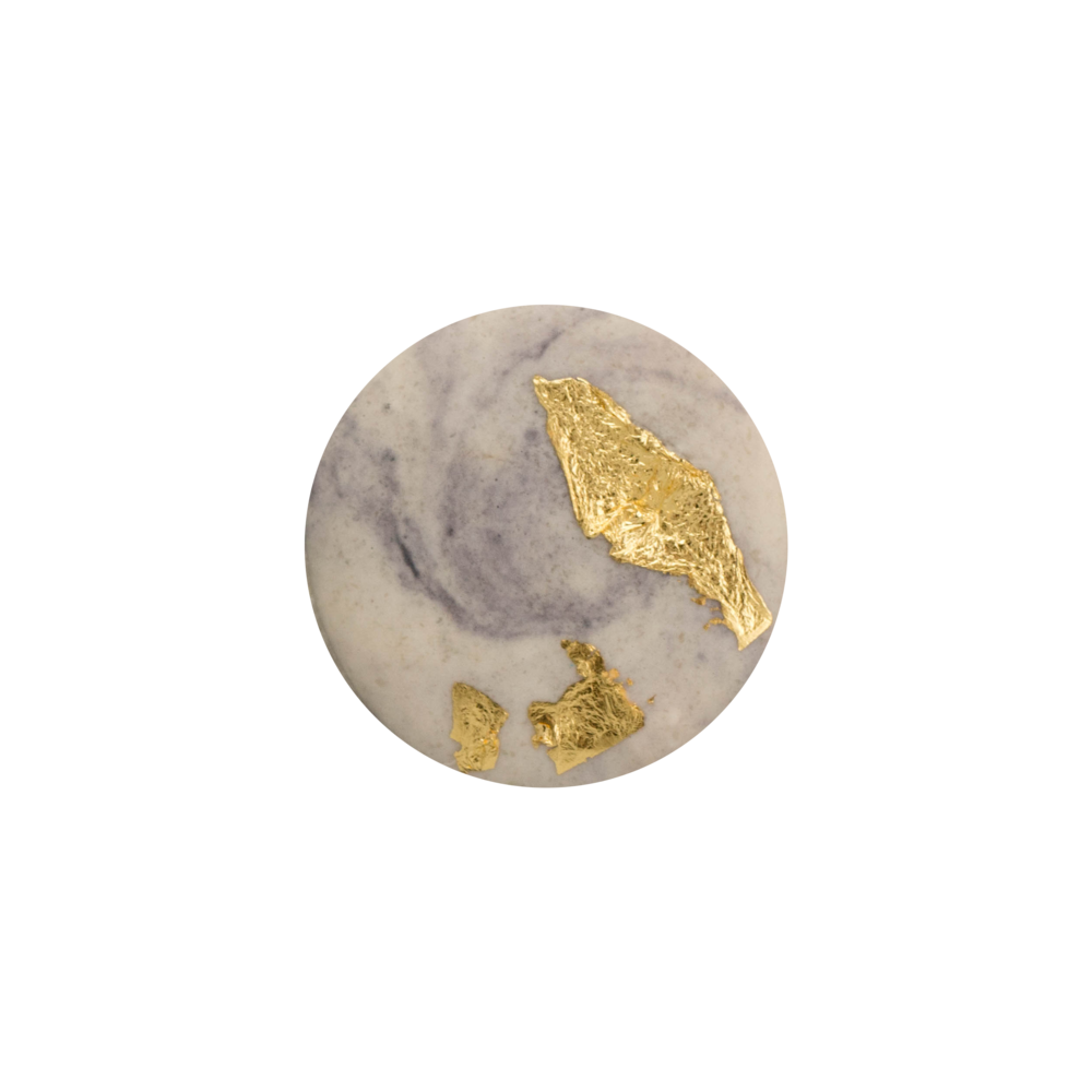 24K MARBLE - $4.50MARBLED ALMOND VANILLA SHELLS+ EDIBLE GOLD+ VANILLA BUTTERCREAM