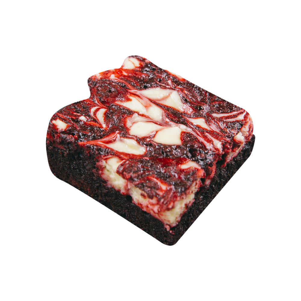 RED VELVET CHEESECAKE BAR - $3