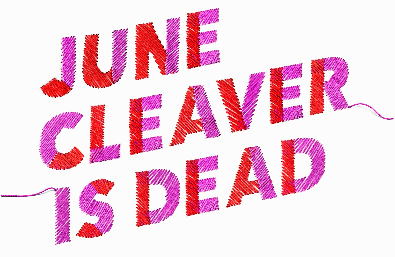 June Cleaver is Dead