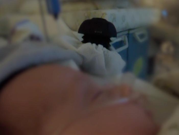 Genote-Music Helps Children During Medical Procedure