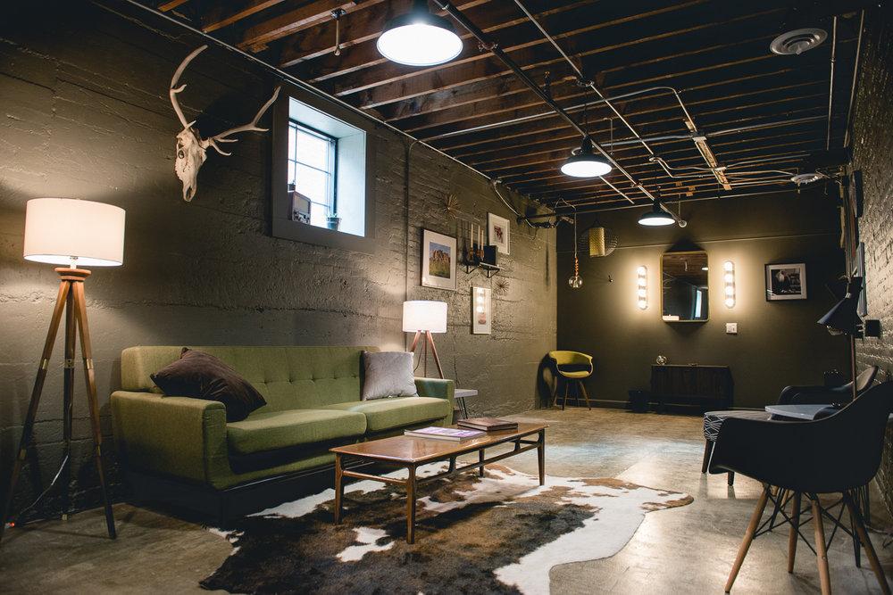 rolette room -