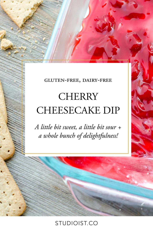 Studioist_Pinterest Design_Cherry Cheesecake Dip.jpg