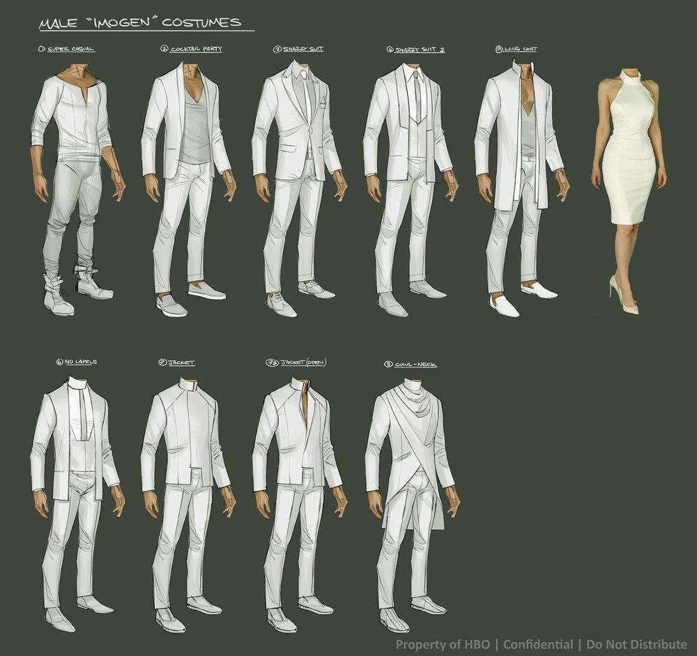 Delos host uniform designs