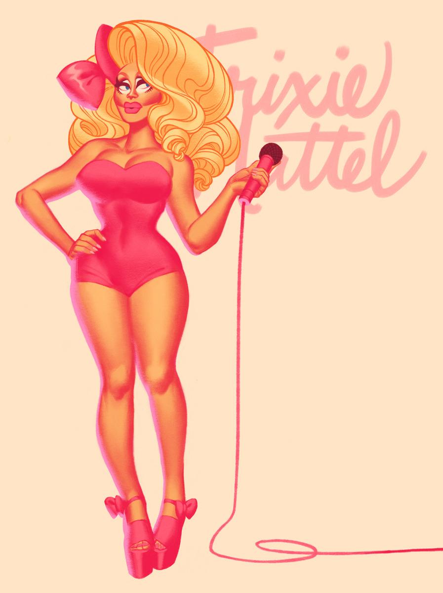 Drag Con | Trixie Mattel