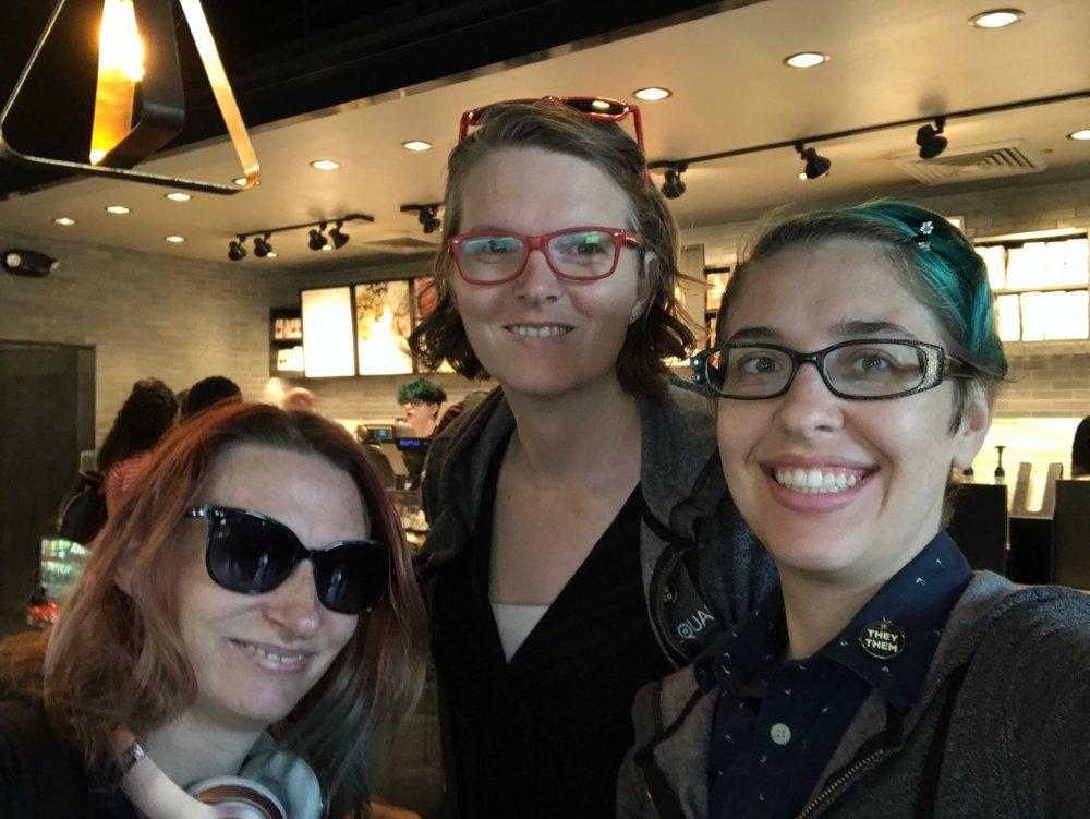 Meighan, Miranda & Ash