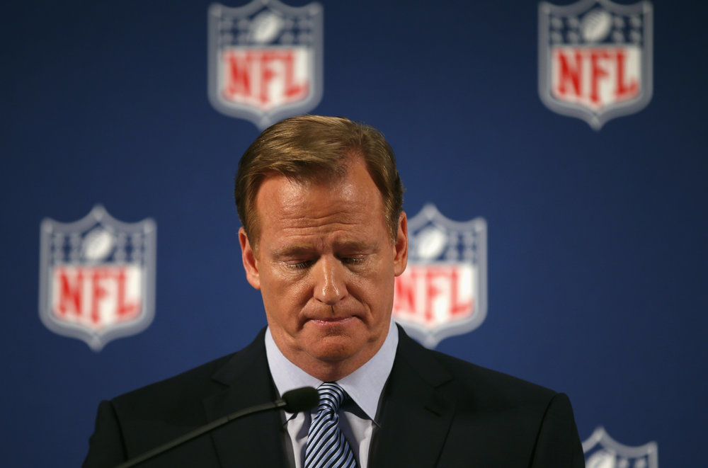 Roger Goodell has not been known for his popularity with the players, alumni, or fans. With the new report on CTE, what is Goodell's next step?