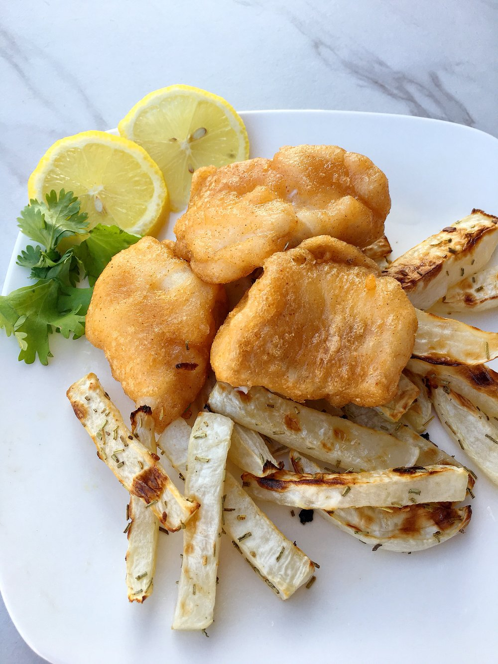 AIP Fish and Chips